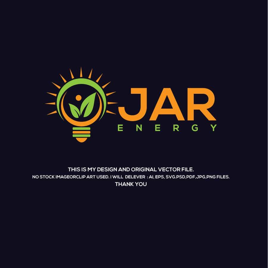Penyertaan Peraduan #                                        309                                      untuk                                         JAR Energy Logo and Brand Kit