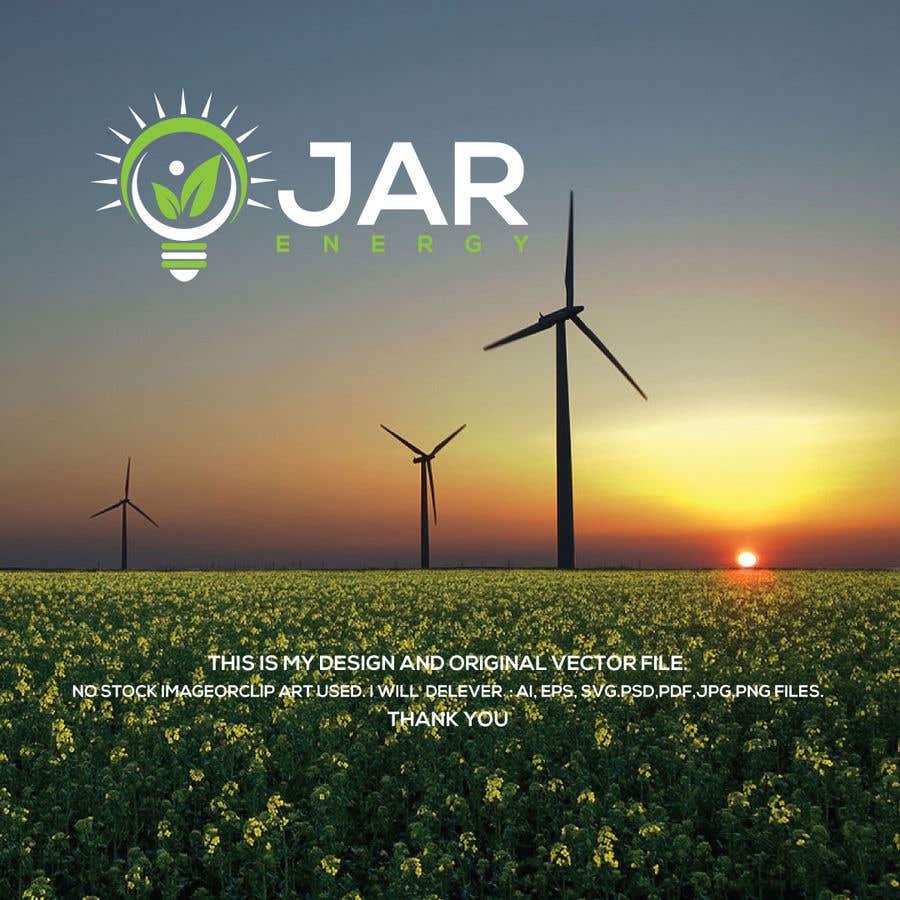 Penyertaan Peraduan #                                        314                                      untuk                                         JAR Energy Logo and Brand Kit