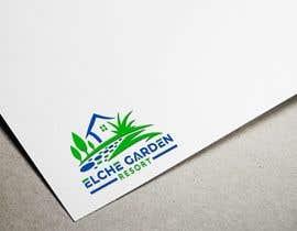 Nro 232 kilpailuun Logo para Elche Garden Resort käyttäjältä tousikhasan