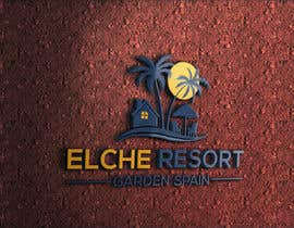 Nro 239 kilpailuun Logo para Elche Garden Resort käyttäjältä shahdesign96