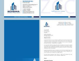 #112 for Business Card and Company Letter Pad Design for a Construction Company by sayamsiam26march