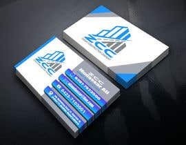 #16 for Business Card and Company Letter Pad Design for a Construction Company by msnayemofficial7