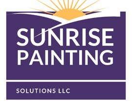 Nro 417 kilpailuun Sunrise Painting Solutions LLC käyttäjältä plumlinewriter