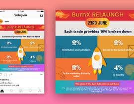 Nro 16 kilpailuun Create meme/infographic for Instagram posts käyttäjältä gourangabora15