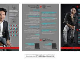 #3 cho Diseñar Curriculum de dos páginas en Illustrator bởi FrancianaCordido