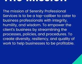 #7 untuk Mission Statement oleh chiearriola