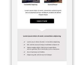Nro 46 kilpailuun PSD Email Template Designs käyttäjältä ahmedabdelrahim1
