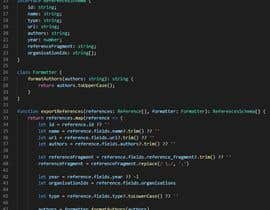 #8 para Translate function to TypeScript por alvaro1dev