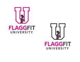 #313 для Flaggfit University Logo от XavieRRRRRR