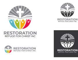 #169 for Contest for Restoration Refuge for Christ Logo by iamshfiqjaan