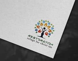 #103 for Contest for Restoration Refuge for Christ Logo by majnuahmed