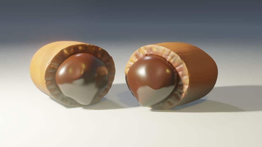 Penyertaan Peraduan #                                        13                                      untuk                                         Realistic 3D render of candy