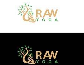 nº 412 pour Raw Yoga OR Pow Wow Yoga par freelancerbipla1