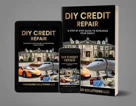 #32 untuk Make me a DIY credit repair ebook cover oleh mdrahad114