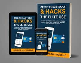#71 untuk Make me a DIY credit repair ebook cover oleh mdrahad114