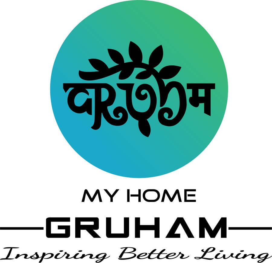 """Penyertaan Peraduan #                                        57                                      untuk                                         Need a logo for our brand """"Gruham"""""""