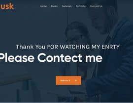 Nro 5 kilpailuun Build me a website käyttäjältä alakmar