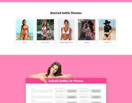 Nro 49 kilpailuun Single page website with functional form käyttäjältä dasdipankar06036