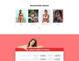 Nro 50 kilpailuun Single page website with functional form käyttäjältä dasdipankar06036