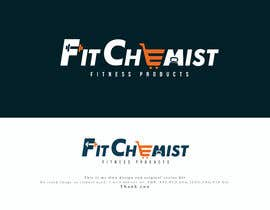 """#182 for Please create logo for my Fitness Brand Name """"FitChemist"""" af arundazms"""