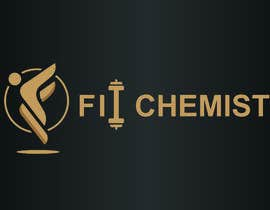 """#122 for Please create logo for my Fitness Brand Name """"FitChemist"""" af choyonahmed123"""