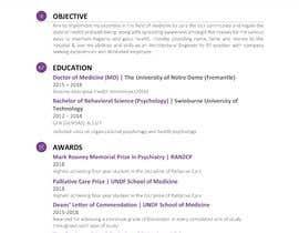#7 cho Make my CV look amazing bởi paromitafahim