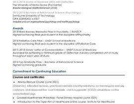 #13 cho Make my CV look amazing bởi joyantabanik8881
