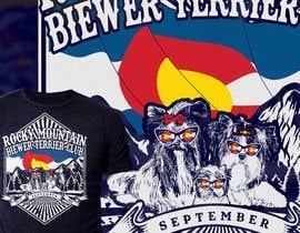 #368 para Design a Event T-Shirt for Dog Club por Maxbah