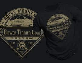 #295 para Design a Event T-Shirt for Dog Club por Dipto97