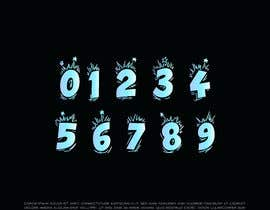 airtelshihab67 tarafından Need an artist to draw numbers from 0 to 9 in different themes and styles için no 32
