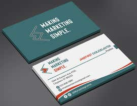 #260 for 2-Sided business card design NVW by Shuvo4094
