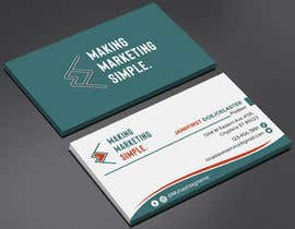 #258 for 2-Sided business card design NVW by Shuvo4094