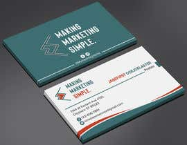 #261 for 2-Sided business card design NVW by Shuvo4094