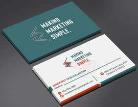 #264 for 2-Sided business card design NVW by Shuvo4094