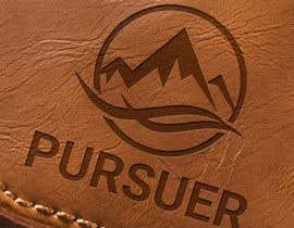 #384 untuk Logo for a leather journal oleh hasib3509