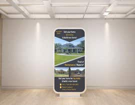 #92 for Create a Banner Stand Sign, for events by hossainashrafbd