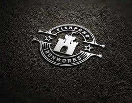 Nro 181 kilpailuun I need a logo for an Ironworks company käyttäjältä klal06