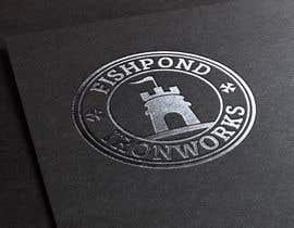 Nro 171 kilpailuun I need a logo for an Ironworks company käyttäjältä fachrydody87