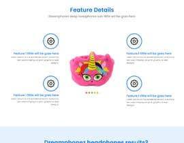 nº 28 pour Build me professional website for my headphone company par mdrahad114