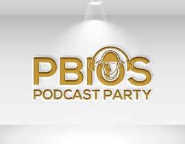 taziyadesigner tarafından PBIOS Podcast Party logo için no 227