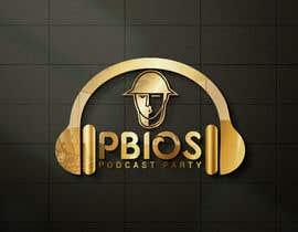 aihdesign tarafından PBIOS Podcast Party logo için no 266