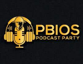 sharminnaharm tarafından PBIOS Podcast Party logo için no 297