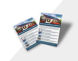 #1 for Brochure for selling Solar by soheldesigner67
