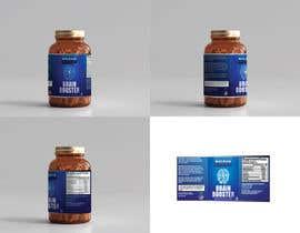 Munna01777 tarafından Label Design for supplements - NO Logo design ! için no 38