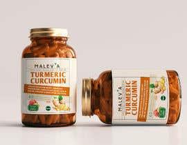 createvy77 tarafından Label Design for supplements - NO Logo design ! için no 29
