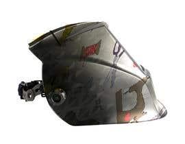 #17 cho Welding Helmet Design and slogan bởi kaemon25