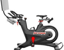 #161 cho Logo Design - Exercise Bike  - Fast easy money bởi ibrahimbronze