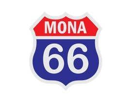 Nro 15 kilpailuun Mona's 66th birthday logo käyttäjältä sazedarahman