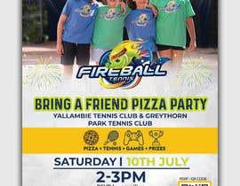 #44 untuk Fireball Bring a Friend Pizza Party oleh imranislamanik