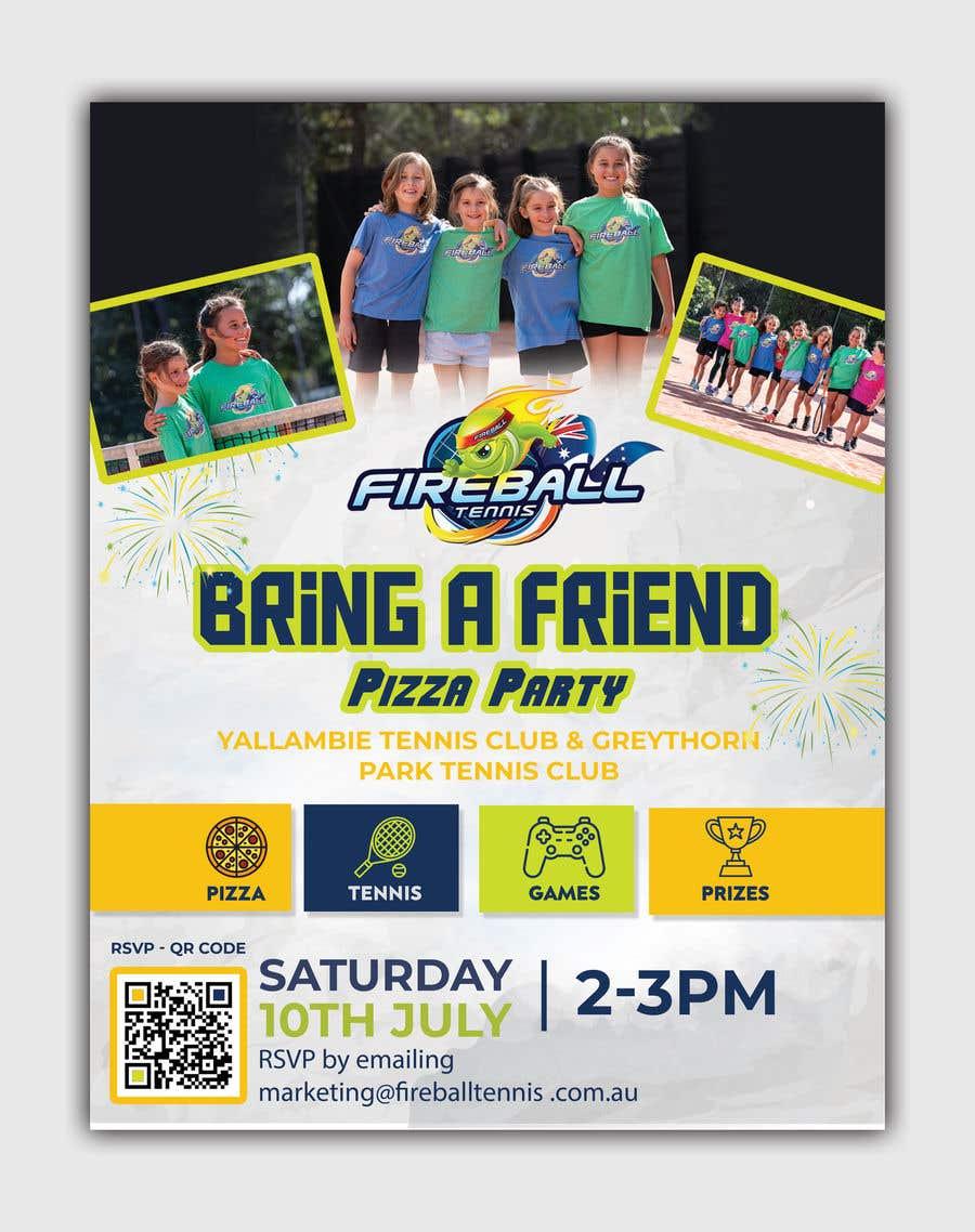 Penyertaan Peraduan #                                        46                                      untuk                                         Fireball Bring a Friend Pizza Party